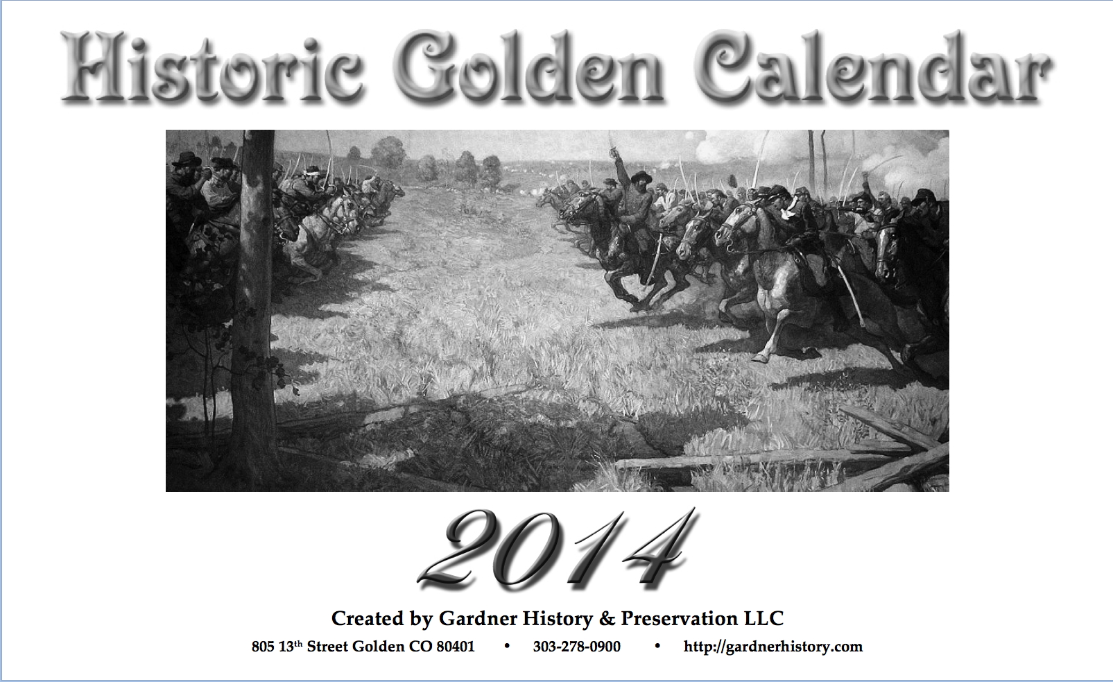 Historic Golden Calendars